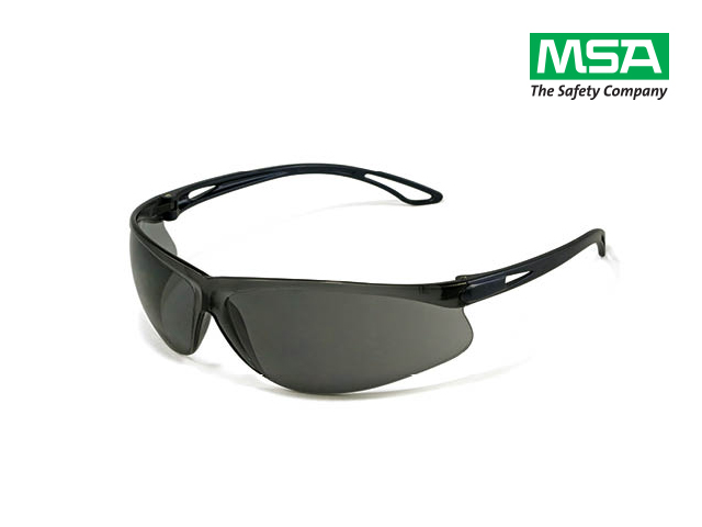 Oculos de Segurança Sparrow Cinza Anti Risco Msa Ca 18069