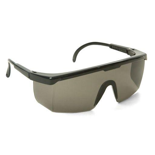 Óculosde SegurançaSpectra 2000 Cinza Carbografite CA 6136