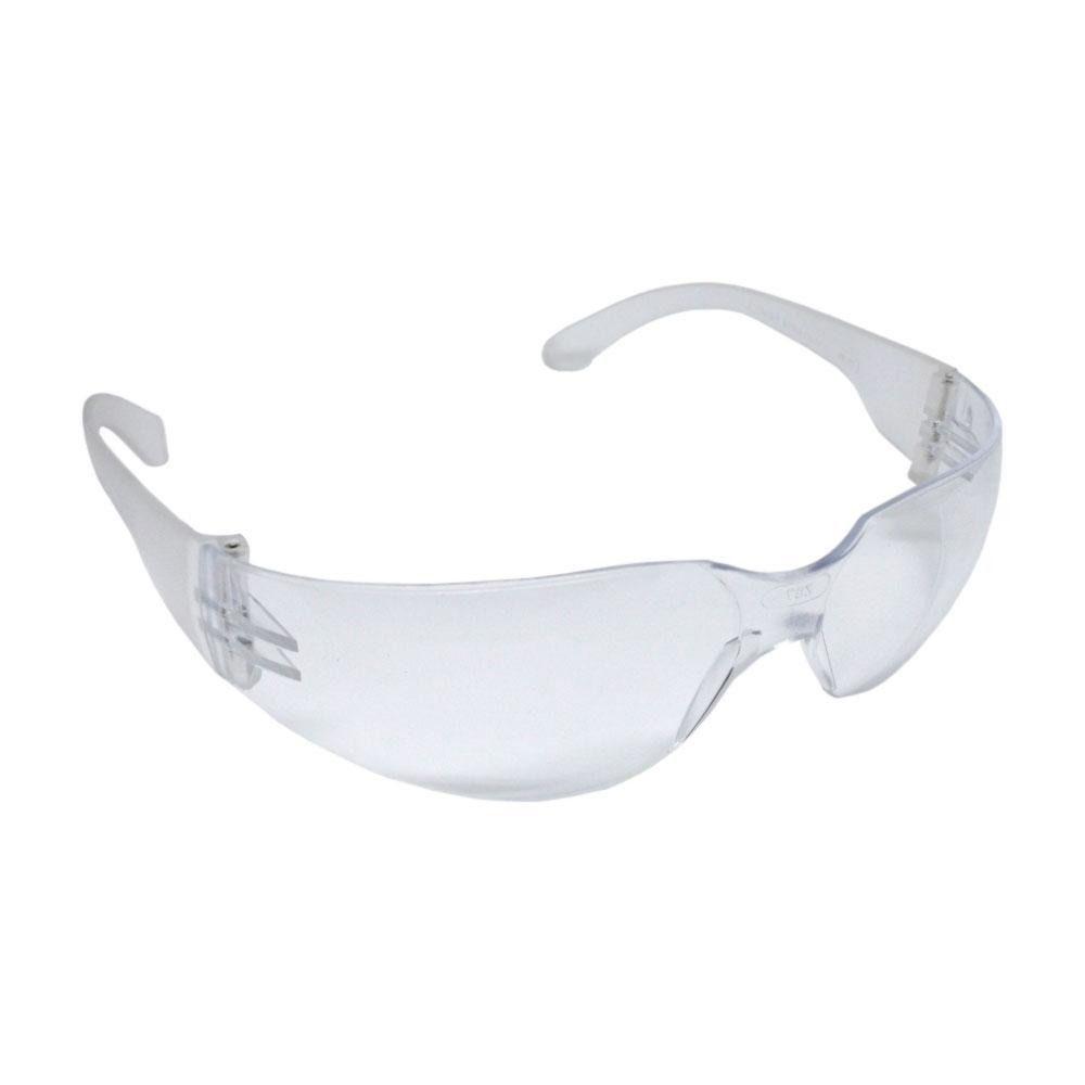 Óculosde SegurançaSuper Vision Incolor Carbografite CA 14759