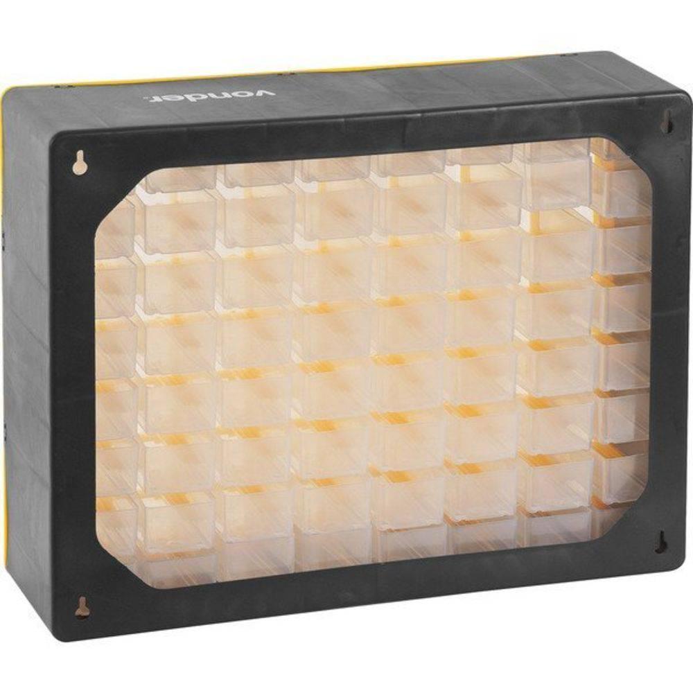 Organizador Plastico 64 Divisoes Opv 0310 Vonder 6108310000
