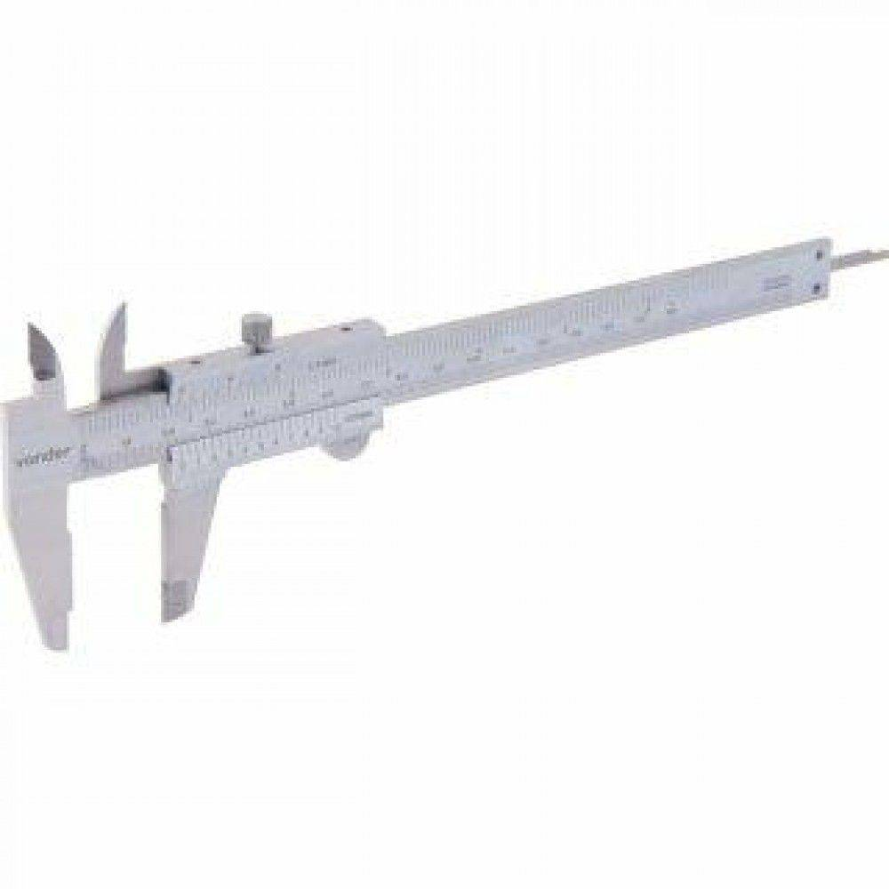 Paquímetro Universal 150mm X 6 Pa155 3527150005