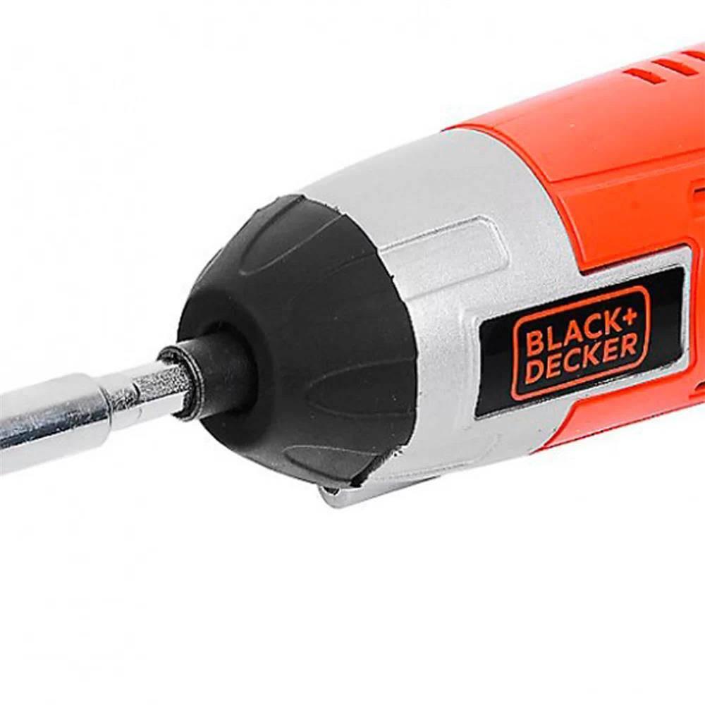 Parafusadeira 3,6V c/ Abridor de Vinho BDCS36W-BR Black & Decker
