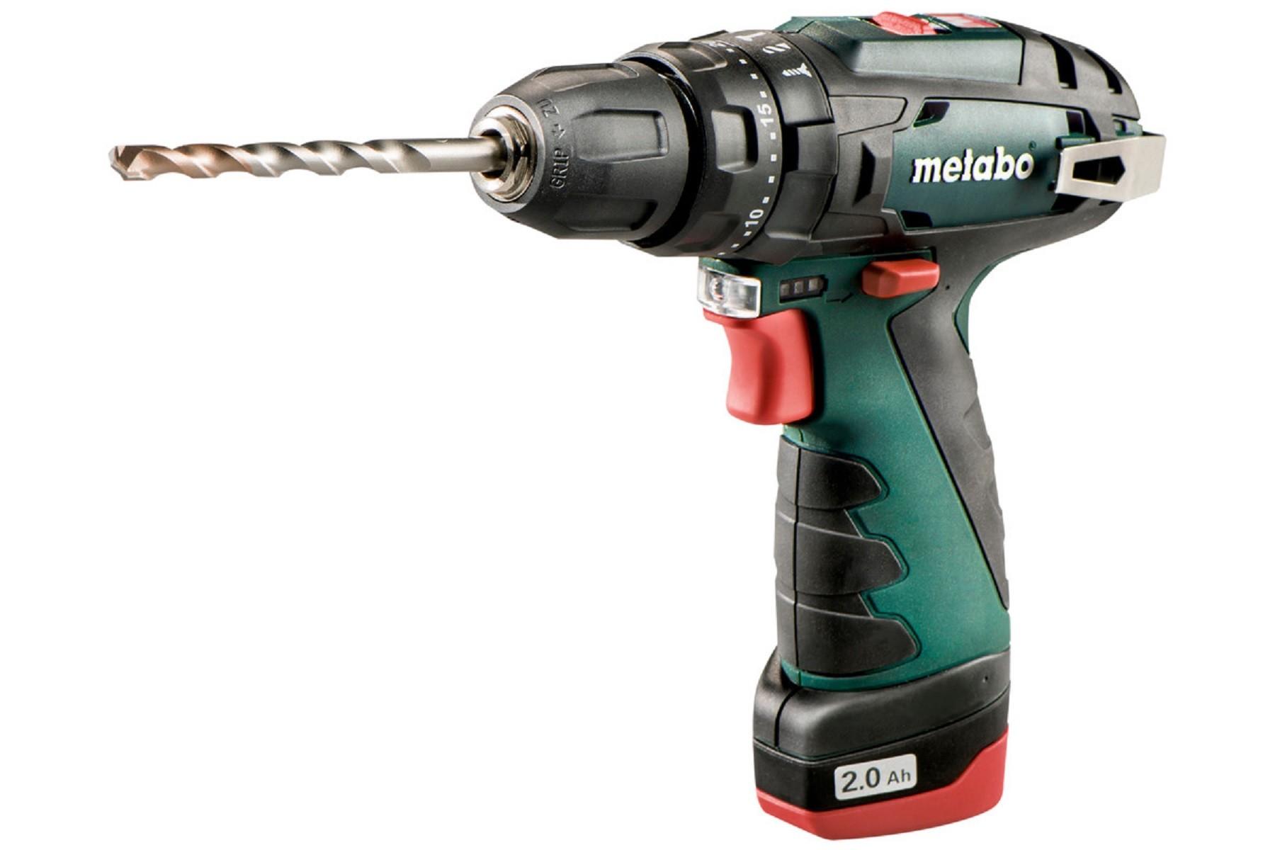 Parafusadeira/Furadeira Impacto Powermaxx SB Basic 220v Metabo 600385500