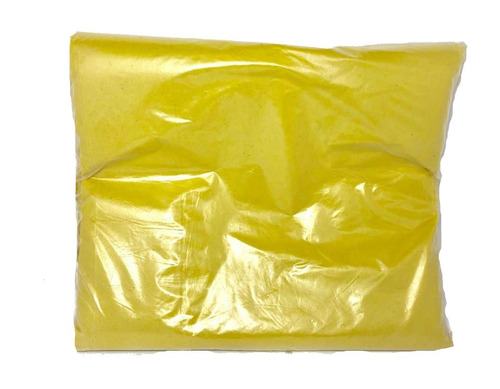Saco de Lixo 105 Litros Amarelo M5 Reforçado 100un Plast Veneza