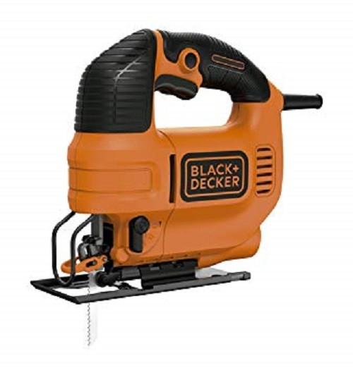 Serra Tico-Tico 550w 127v C/ Maleta Black Decker Ks701pek-Br