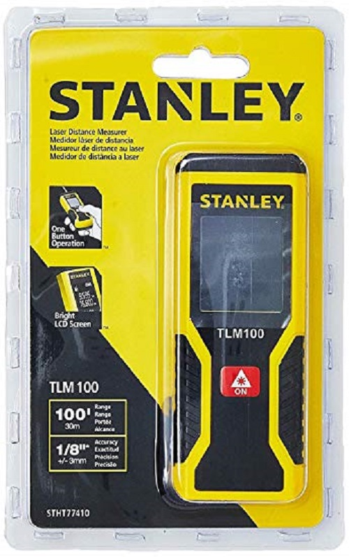 Trena Laser 30m TLM 100 Stanley Stht77410