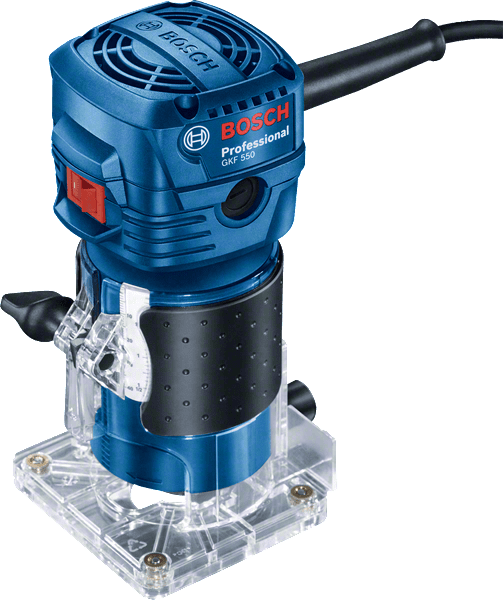 Tupia Profissional GKF-550 127V 550W - Bosch