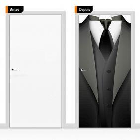 Adesivo Decorativo Para Porta Cri01