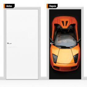 Adesivo Decorativo Para Porta Esp03