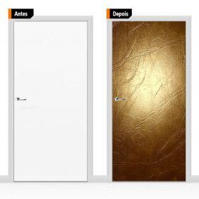 Adesivo Decorativo Porta Textura Pex15