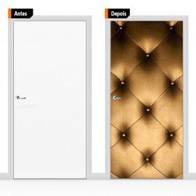 Adesivo Decorativo Porta Textura Pex17