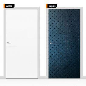 Adesivo Decorativo Porta Textura Pex19