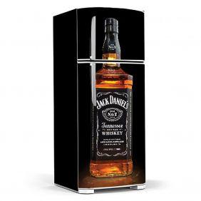 Adesivo Para Geladeira Jack Daniels - Ref Mod1