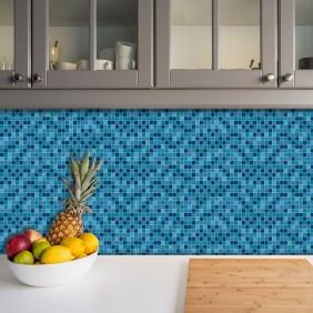 Azulejos Adesivos Pastilha Cozinha Banheiro Decoração Mod1