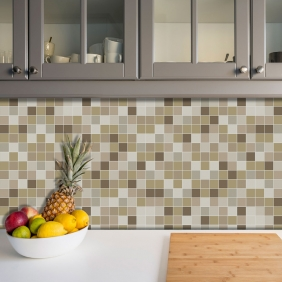Azulejos Adesivos Pastilha Cozinha Banheiro Decoração Mod2