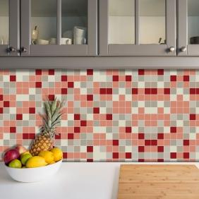 Azulejos Adesivos Pastilha Cozinha Banheiro Decoração Mod3