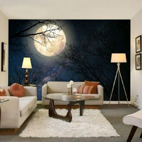 Painel Adesivo Fotográfico Parede Paisagem 7,2m² M18