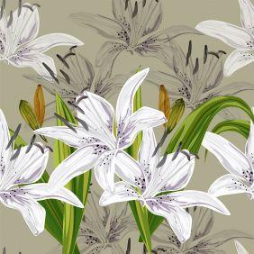 Painel Adesivo Papel Parede Flores Florais Natureza Gigantes- Ref PFG04