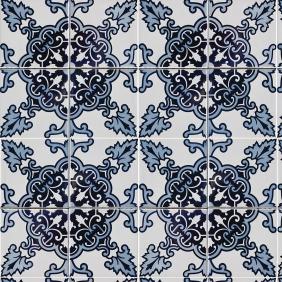 Papel De Parede Para Cozinha Azulejo Português Lavável Mod32