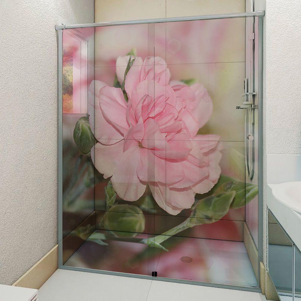Adesivo Box Banheiro 3d Sob Medida - Mod 103