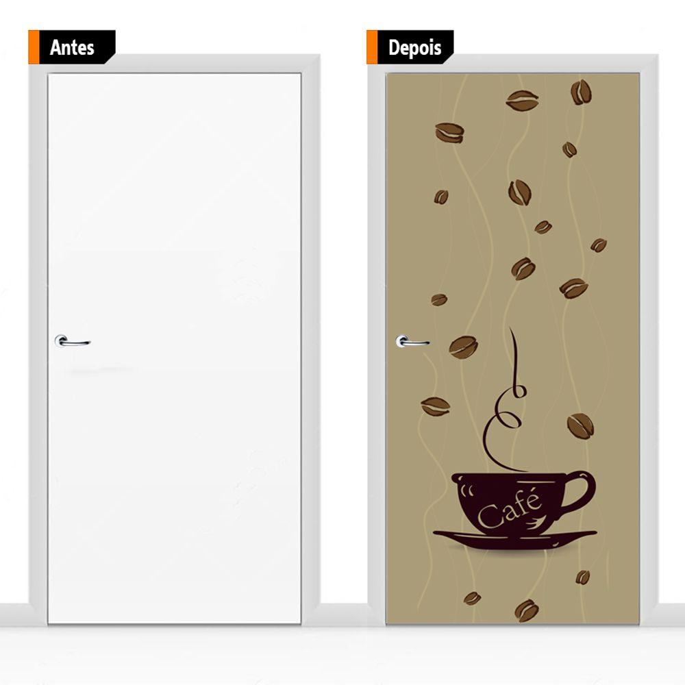Adesivo Decorativo Para Porta Ali03