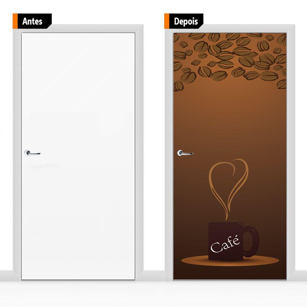 Adesivo Decorativo Para Porta Ali04