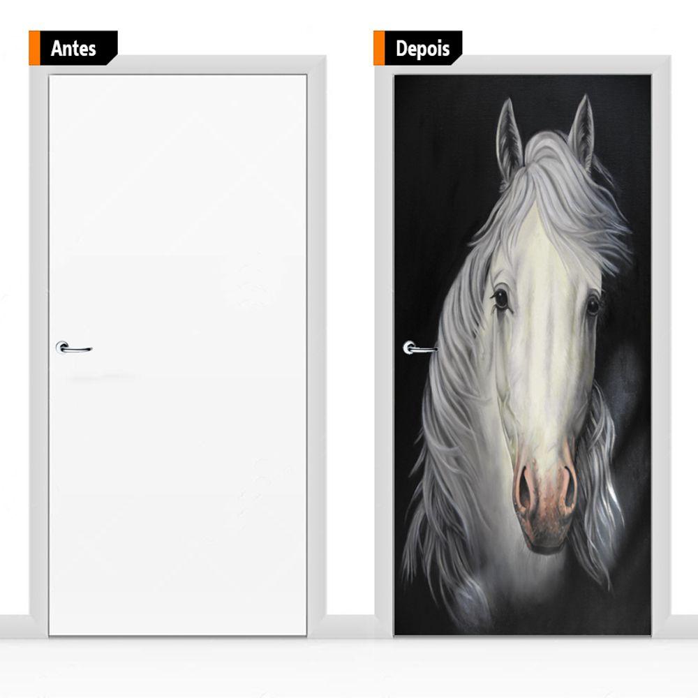 Adesivo Decorativo Para Porta Ani08