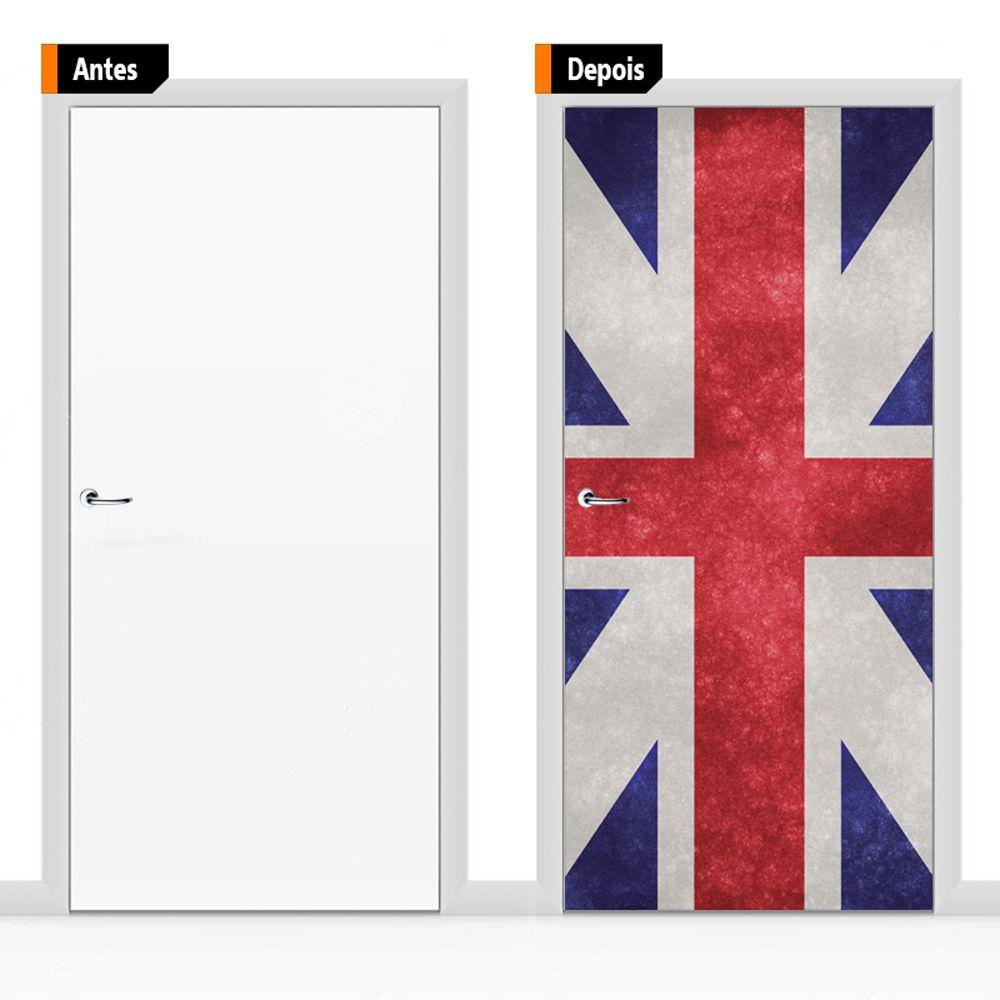 Adesivo Decorativo Para Porta Ban08