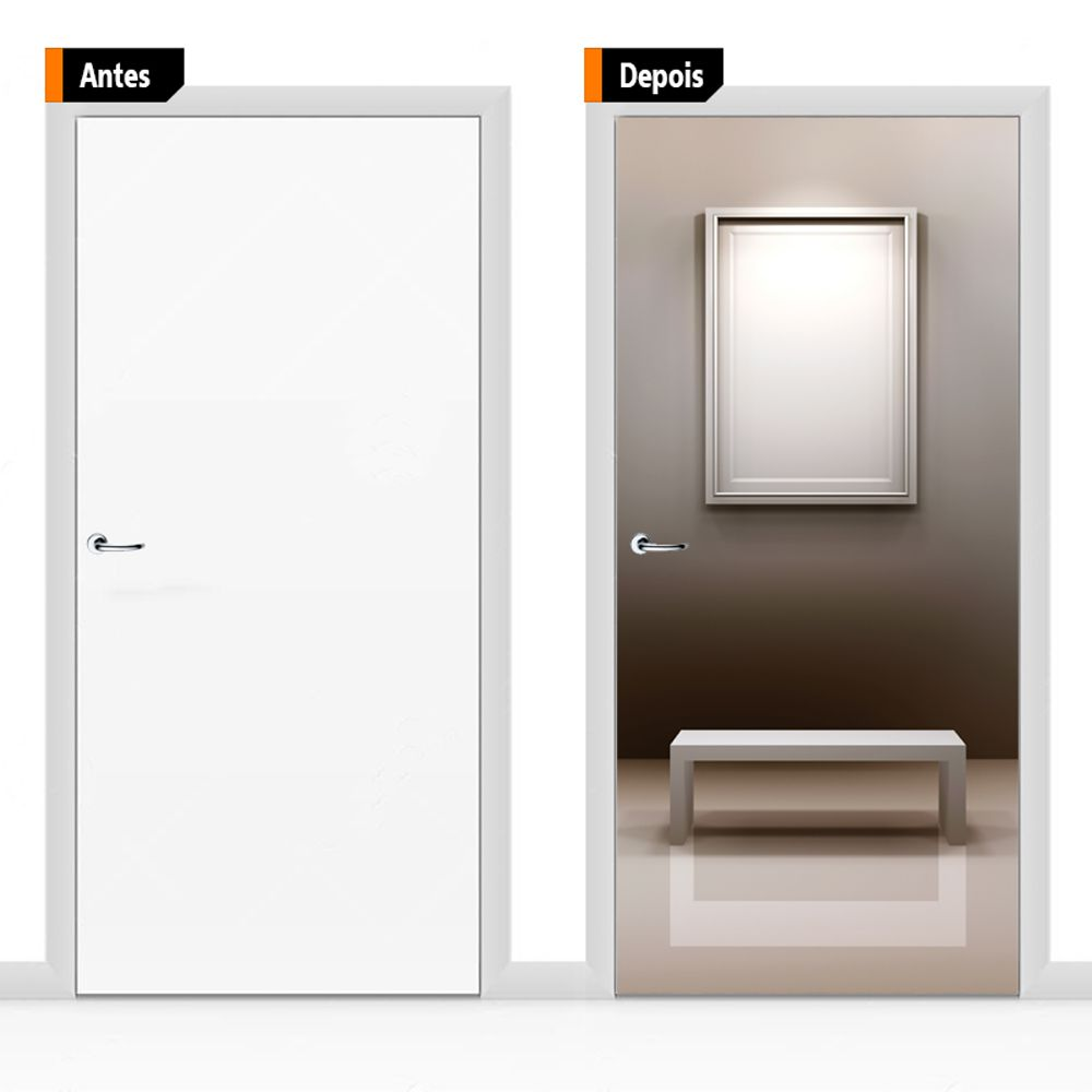 Adesivo Decorativo Para Porta Cri13
