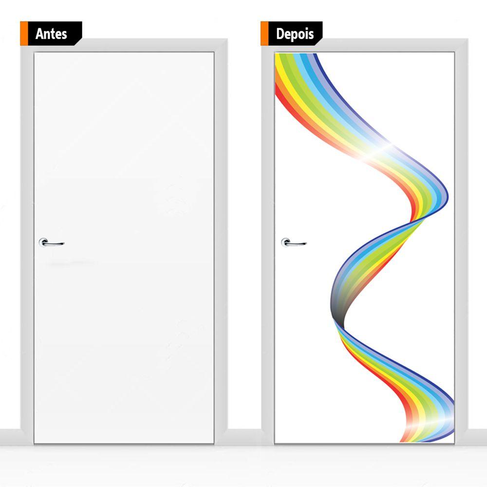Adesivo Decorativo Para Porta Cri15