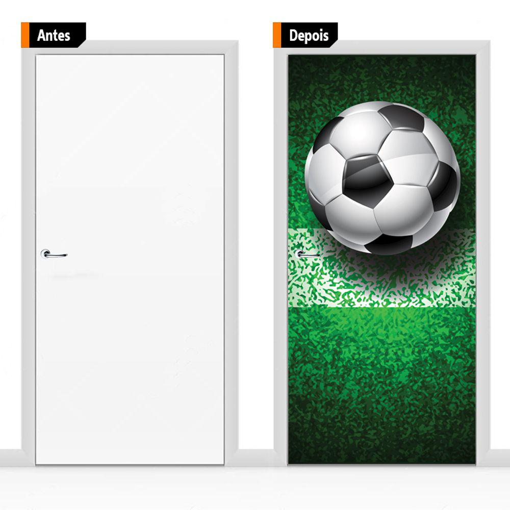 Adesivo Decorativo Para Porta Esp07