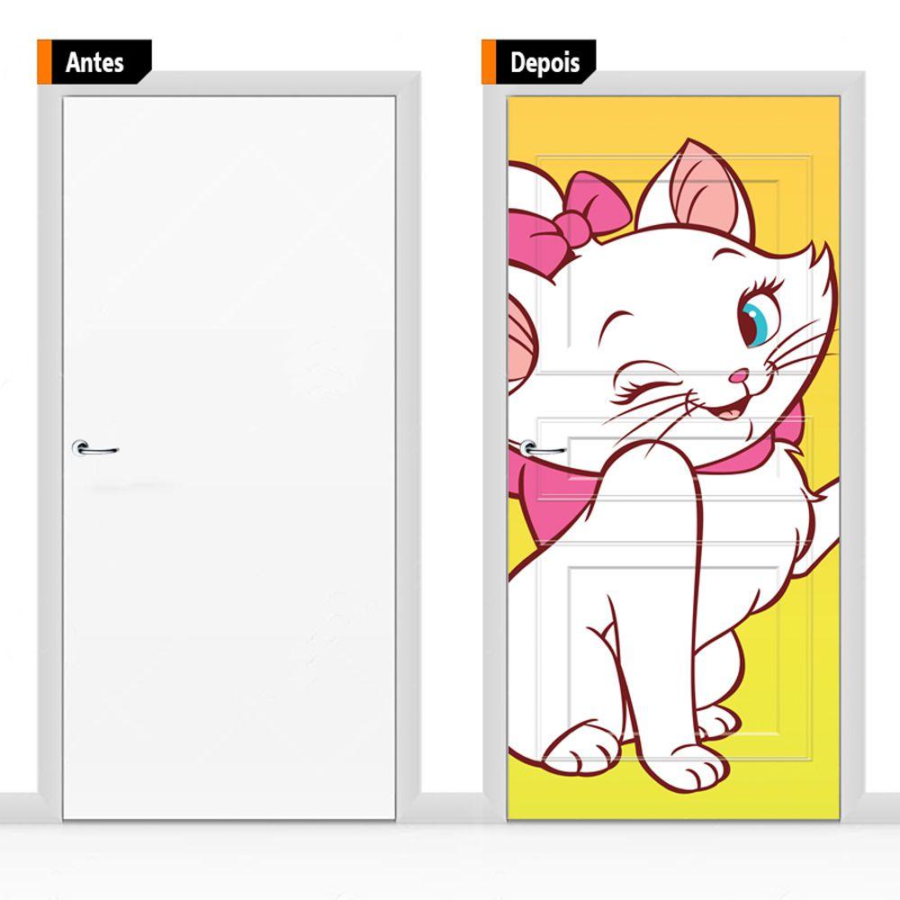 Adesivo Decorativo Para Porta Inf06