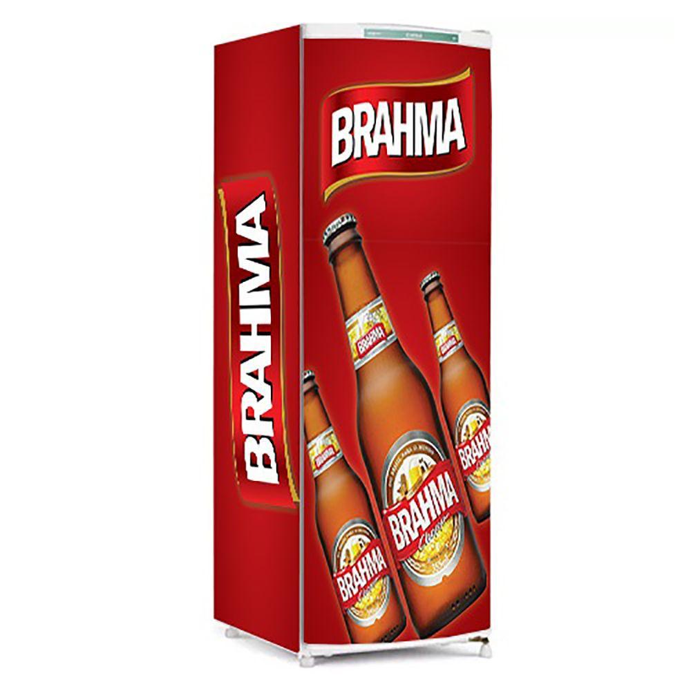 Adesivo Para Geladeira Brahma - Ref Mod01
