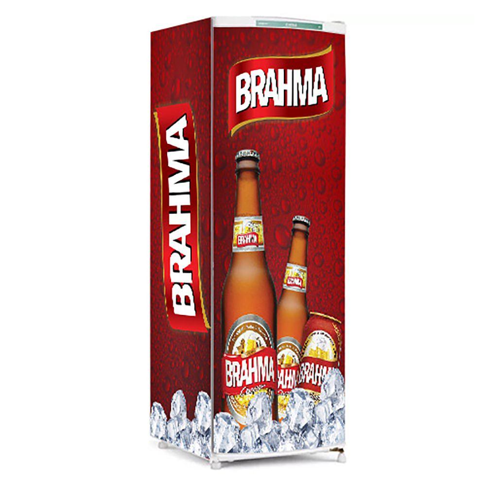 Adesivo Para Geladeira Brahma - Ref Mod02