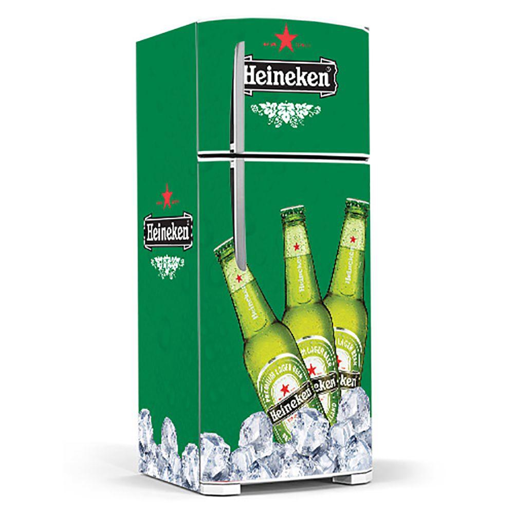 Adesivo Para Geladeira Heineken - Ref Mod1