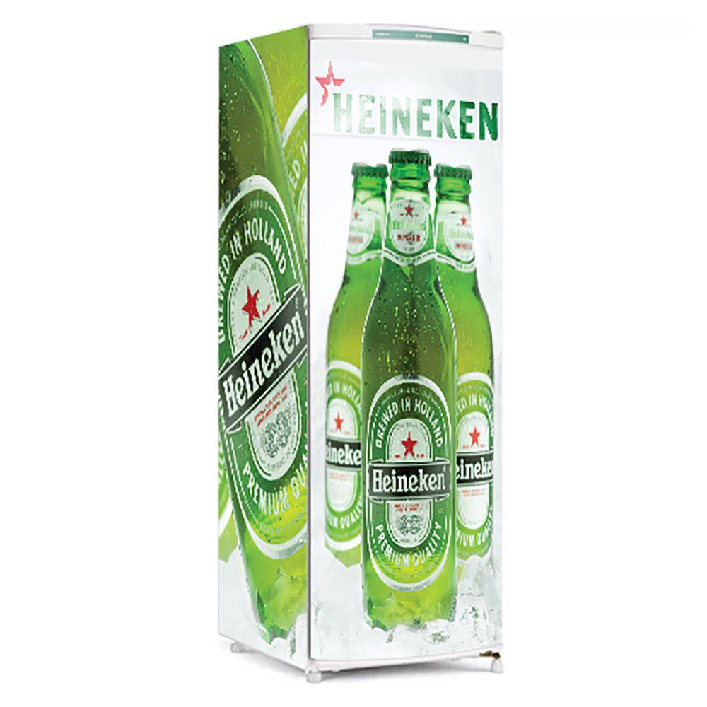 Adesivo Para Geladeira Heineken - Ref Mod2