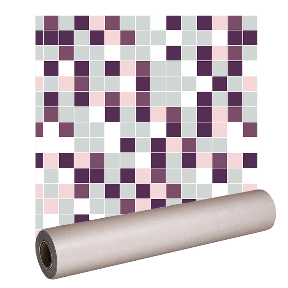 Azulejos Adesivos Pastilha Cozinha Banheiro Decoração Mod10