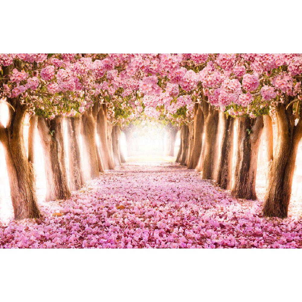 Painel Adesivo Fotográfico Floral Flores 7,2m² M8