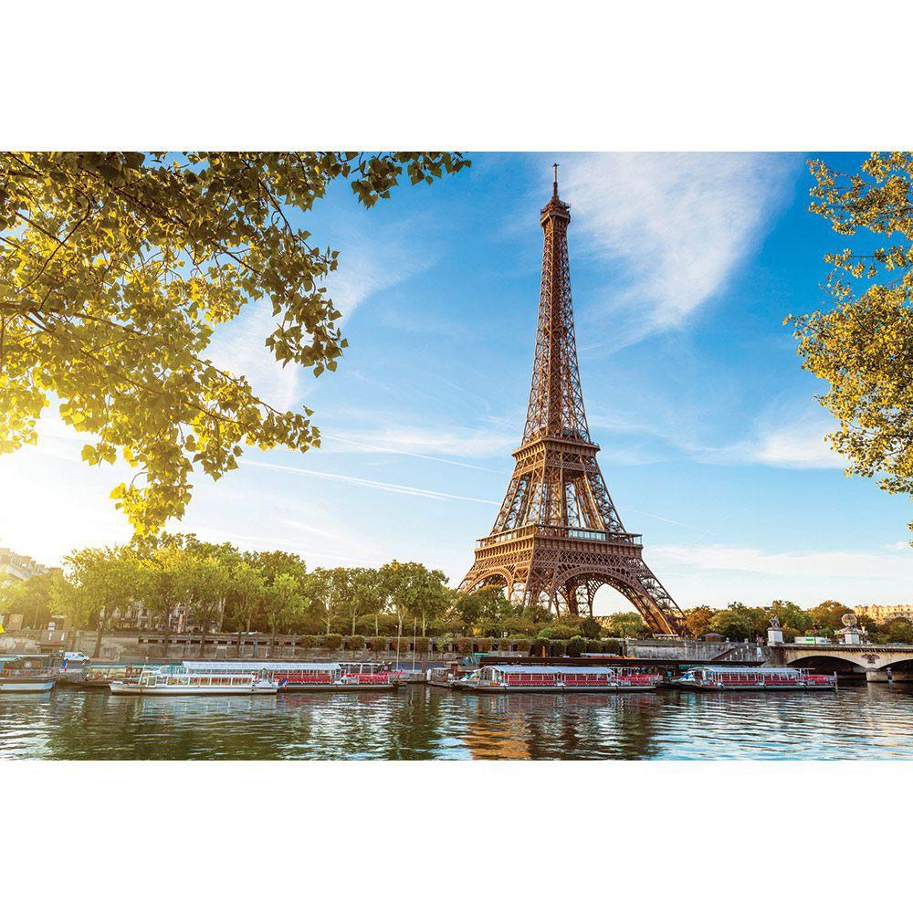 Painel Adesivo Fotográfico Parede Cidades Países 7,2m² M10