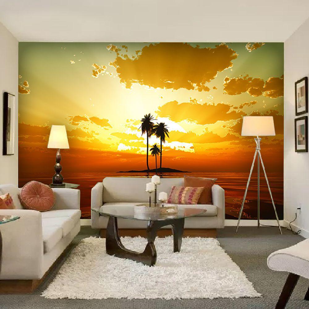 Painel Adesivo Fotográfico Parede Paisagem 7,2m² M13