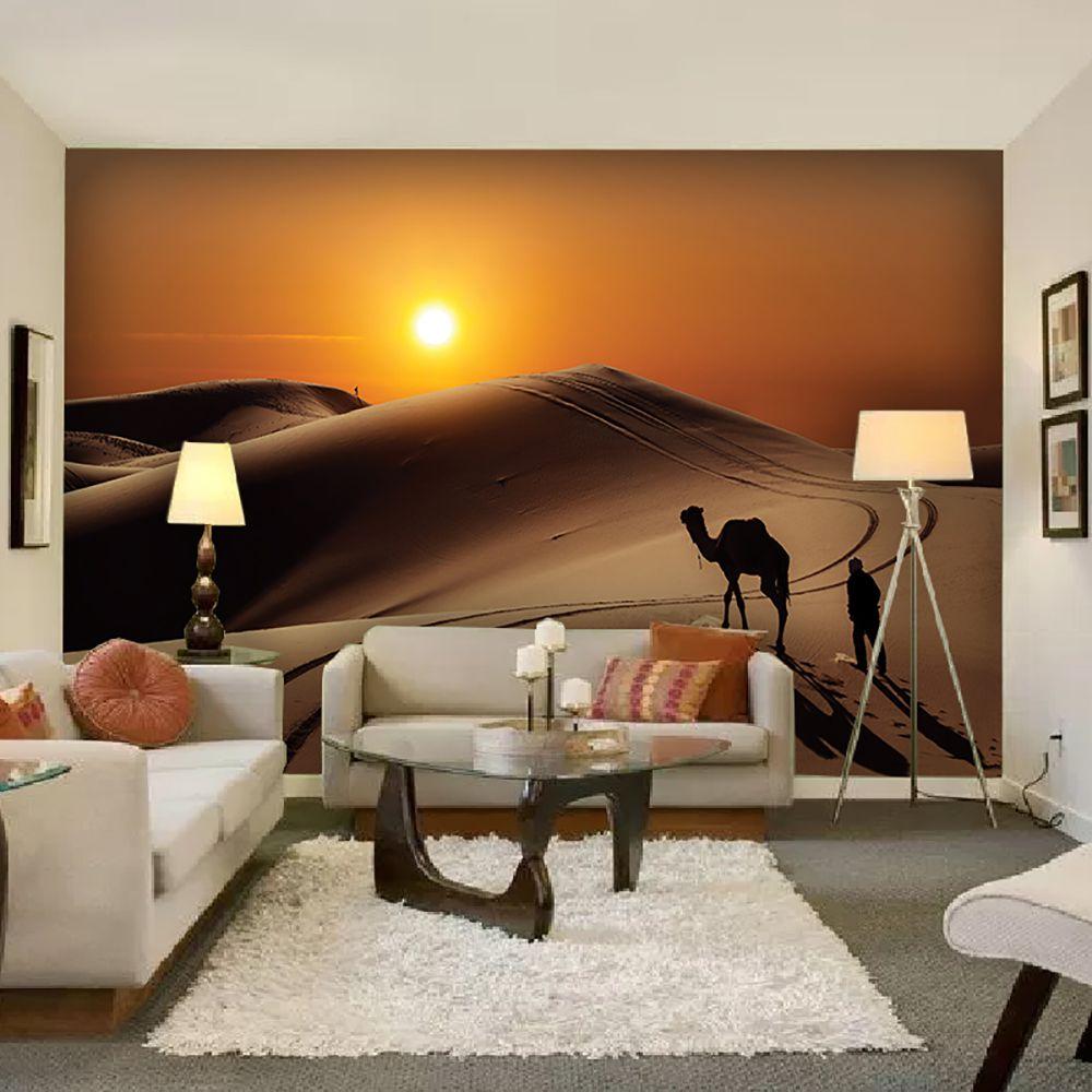 Painel Adesivo Fotográfico Parede Paisagem 7,2m² M5