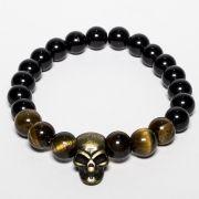 Pulseira Tiger Skull