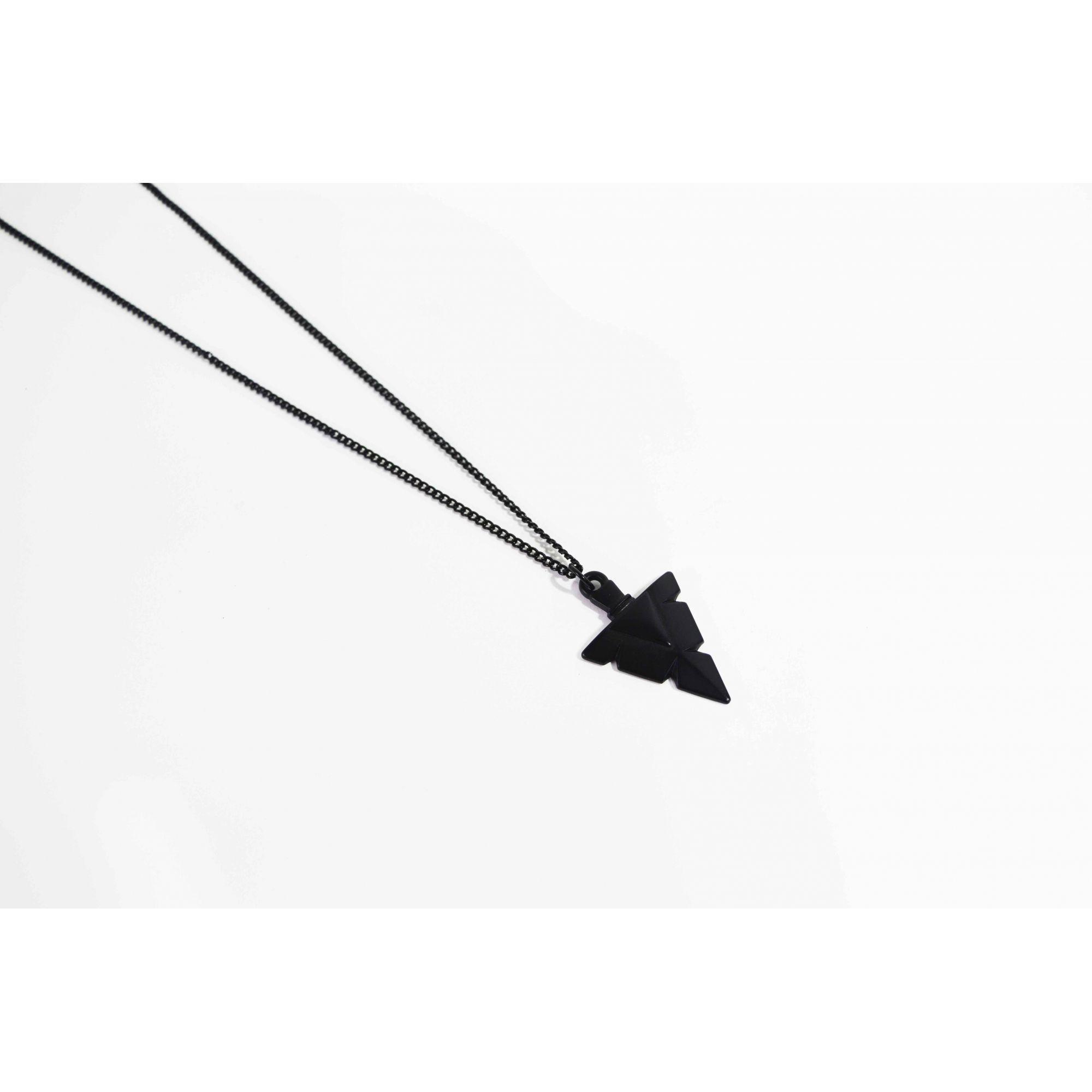 Colar Corrente Arrow - Black Edition