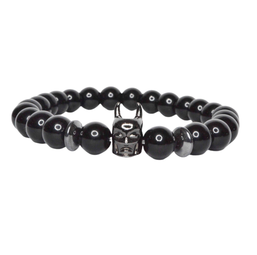 Pulseira Batman Black