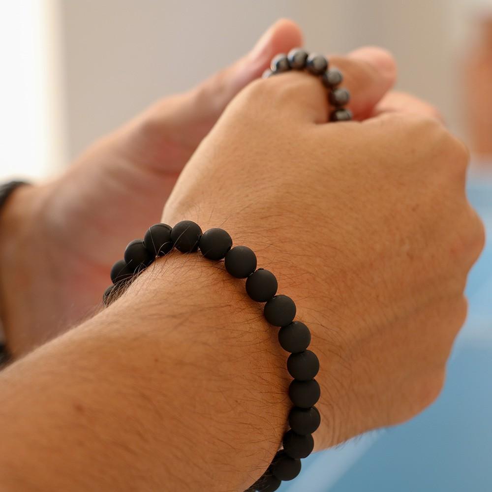 Pulseira Murano Black