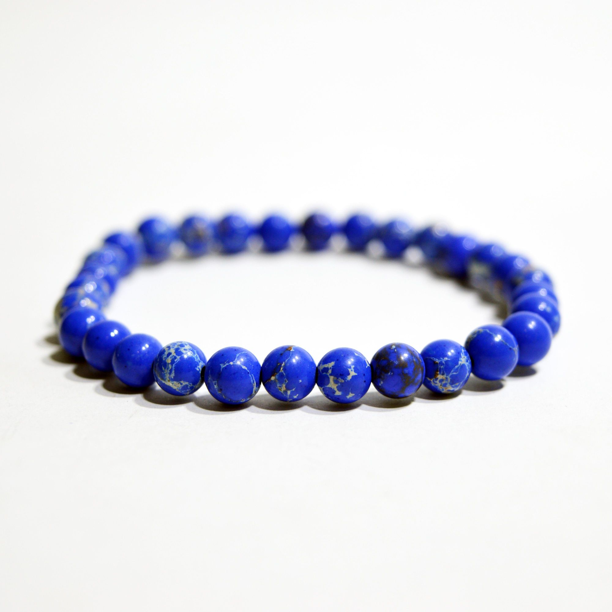 Pulseira Pedra Natural Azul