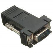 Adaptador VGA x RJ45 - UNIDADE