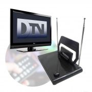 Antena Interna TV Digital HDTV /DIGITAL/VHF/UHF