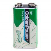 Bateria 9v 6F22 C/ 2 Unidades