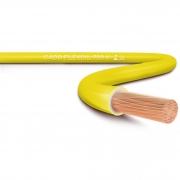Cabo Flexível 1,5mm 750v Amarelo 10m